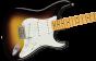 Fender Custom Shop Jimmie Vaughan Stratocaster  Wide-Fade 2-Color Sunburst Electric Guitar 1503202803