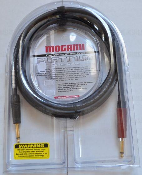 Mogami Platinum Guitar Cable 12 ft. PLATINUM GUITAR-12