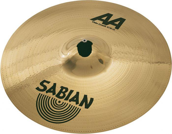 """Sabian 18"""" AA T Crash 21806"""