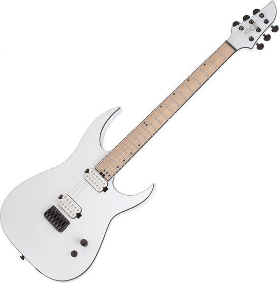 Schecter Keith Merrow KM-6 KM-III Hybrid Electric Guitar Snowblind SCHECTER838