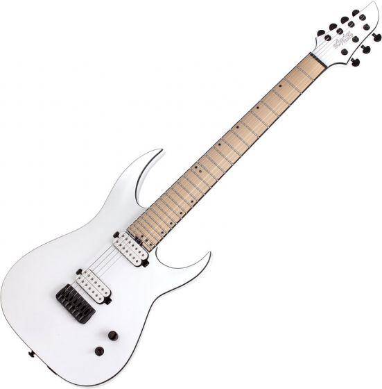 Schecter Keith Merrow KM-7 MK-III Hybrid Electric Guitar Snowblind SCHECTER839