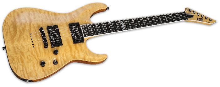 ESP USA Horizon-II Electric Guitar in Vintage Natural Duncan