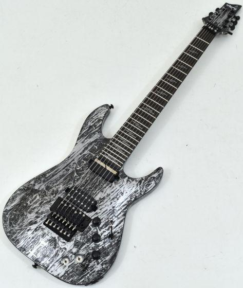 Schecter C-7 FR S Silver Mountain Electric Guitar B-Stock SCHECTER1463.B