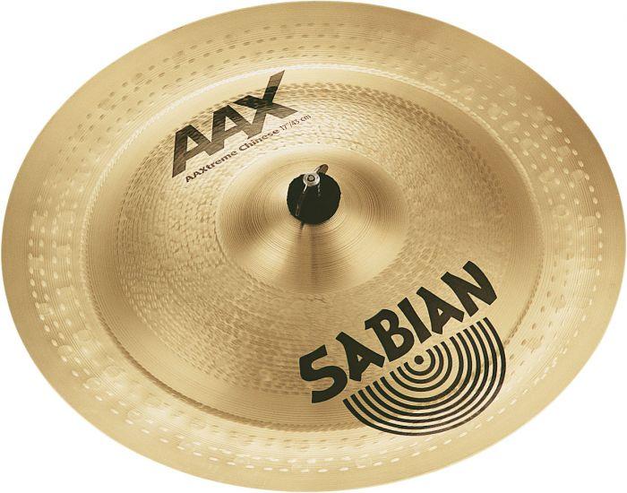"Sabian 17"" AAX X-Treme Chinese 21786X"