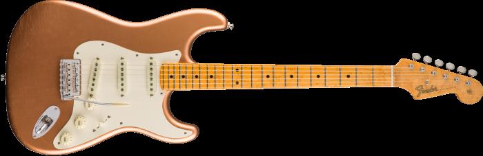 Fender Custom Shop Lush Closet Classic Postmodern Strat - Maple Fingerboard  Faded Copper Electric Guitar 1515452884
