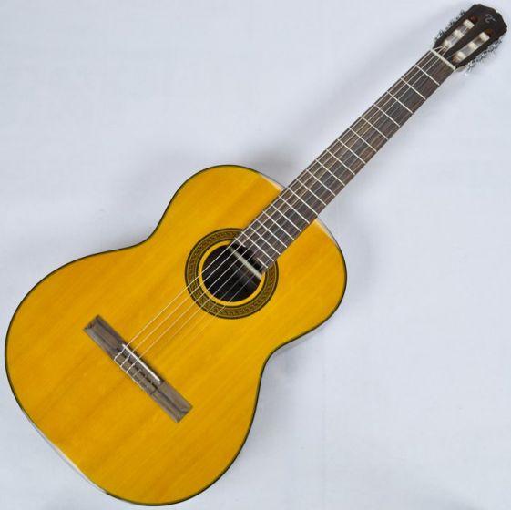 Takamine GC3-NAT G-Series Classical Guitar in Natural Finish sku number TAKGC3NAT
