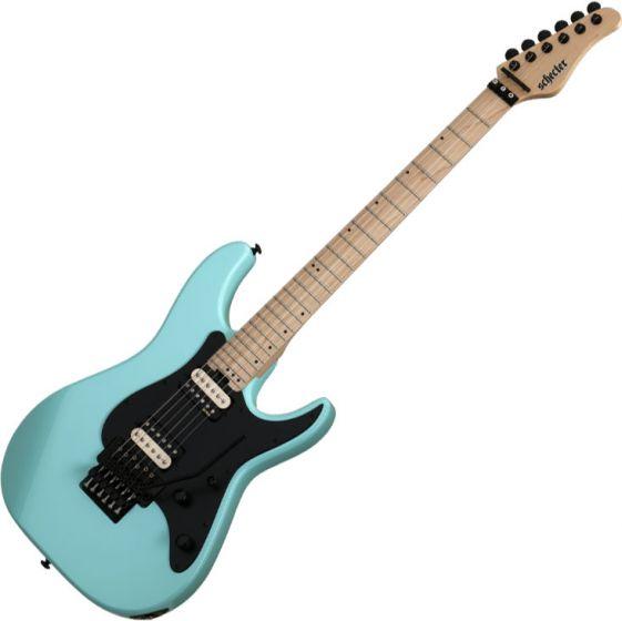 Schecter Sun Valley Super Shredder FR Electric Guitar Sea Foam Green SCHECTER1280