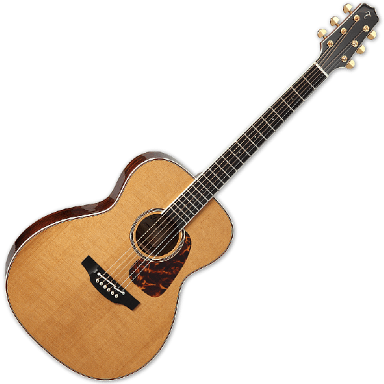 Takamine CP7MO-TT Pro Orchestra Model Thermal Top Acoustic Guitar Natural B-Stock TAKCP7MOTT.B