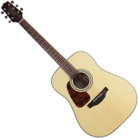 Takamine GD10-NS Left-Handed Dreadnought Acoustic Guitar Natural Satin TAKGD10LHNS