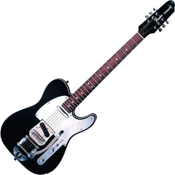 Fender Custom Shop John 5 Bigsby Signature Telecaster Electric Guitar Black 155500806
