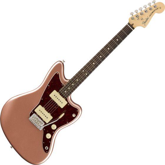 Fender American Performer Jazzmaster Electric Guitar in Penny 0115210384