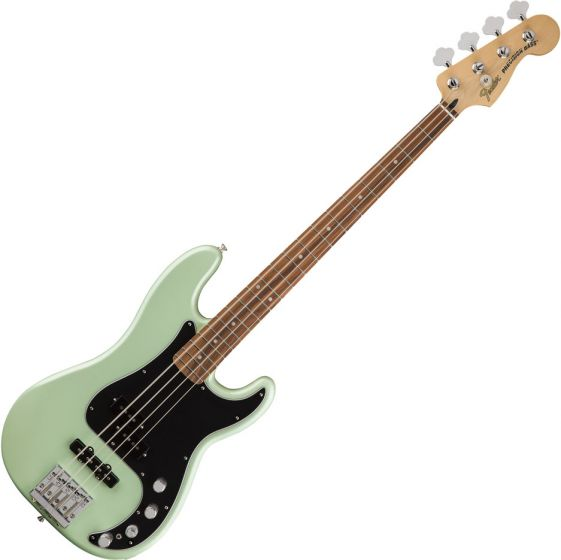 Fender Deluxe Active P Bass Electric Guitar Special Surf Pearl 0143413349