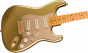 Fender Custom Shop Limited Edition Closet Classic HLE Stratocaster  HLE Gold Electric Guitar 1524682898