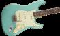 Fender Custom Shop 1960 Relic Stratocaster  Aged Daphne Blue Electric Guitar 1530160804