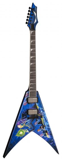 Dean V Dave Mustaine Rust In Peace w/Case Electric Guitar VMNT RIP VMNT RIP