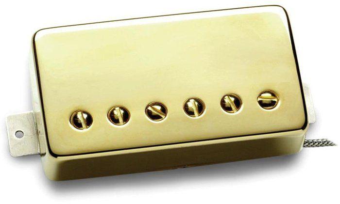 Seymour Duncan Humbucker SH-1N Pickup Gold Cover 11101-01-Gc1C