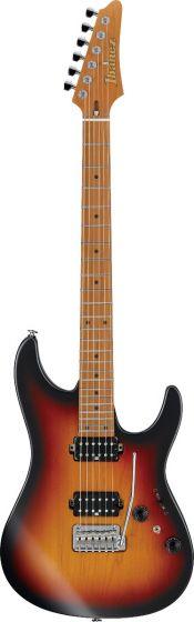Ibanez AZ2402 Prestige Tri Fade Burst Flat AZ TFF Electric Guitar w/Case AZ2402TFF