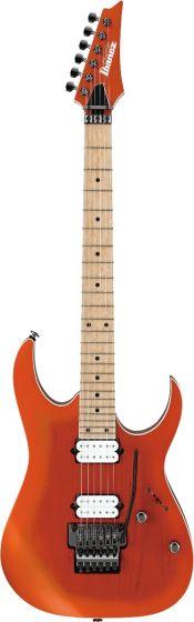 Ibanez RG Prestige RG652AHMS OMF Orange Metallic Burst Flat Electric Guitar w/Case RG652AHMSOMF