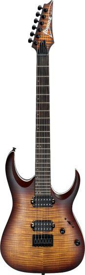 Ibanez RGA Standard RGA42FM DEF Dragon Eye Burst Flat Electric Guitar RGA42FMDEF