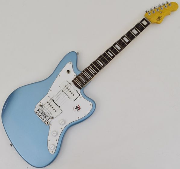 G&L Tribute Doheny Guitar in Lake Placid Blue TI-DOH-LPB