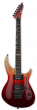 ESP E-II Horizon-III FR Black Cherry Fade Electric Guitar w/Case EIIHOR3FMFRBCHFD