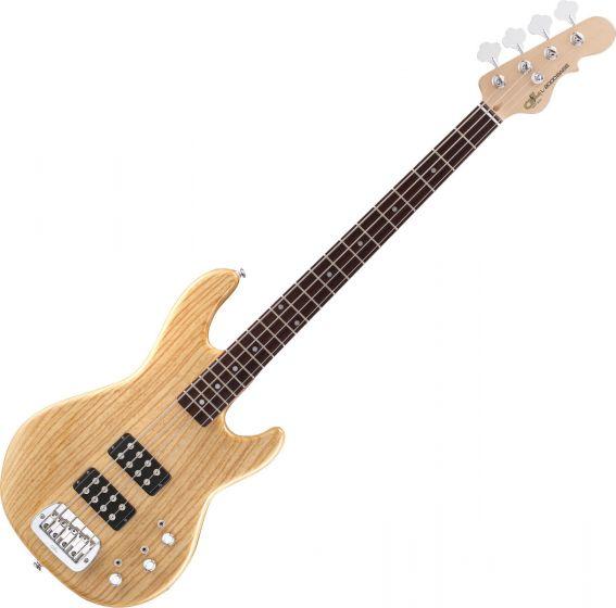 G&L Tribute L-2000 Bass Guitar in Natural Gloss Finish Flawless Store Demo sku number TI-L20-NAT.B