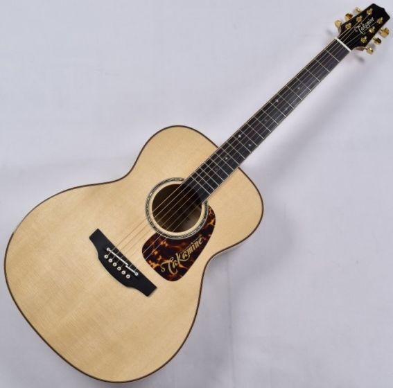 Takamine TLD-M2 Solid Spruce Top Figured Myrtle Back Limited Edition Guitar TAKTLDM2