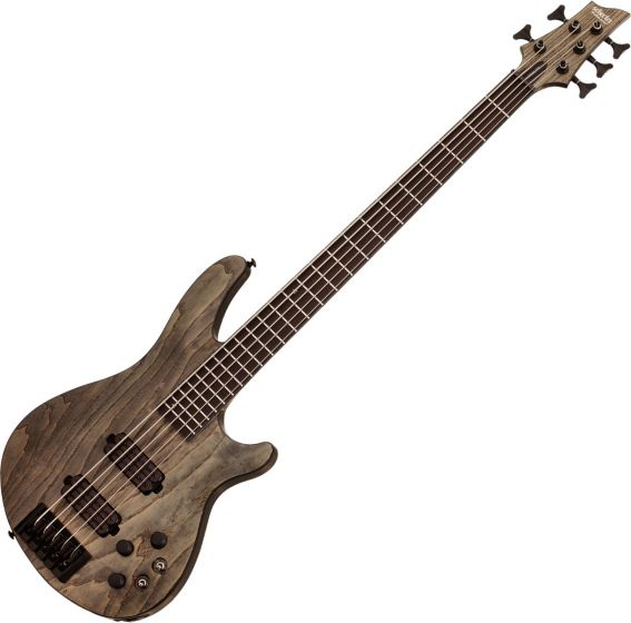 Schecter C-5 Apocalypse Electric Bass Rusty Grey SCHECTER1318