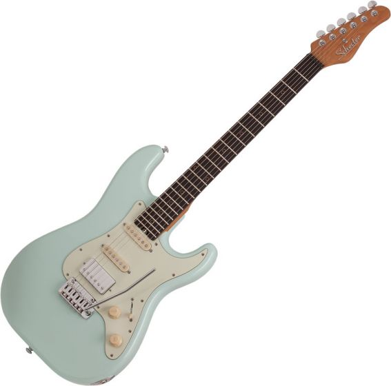 Schecter Nick Johnston Traditional HSS Electric Guitar Atomic Frost SCHECTER1542