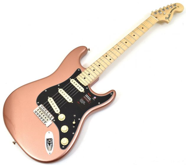 Fender American Performer Stratocaster Electric Guitar in Penny 0114912384