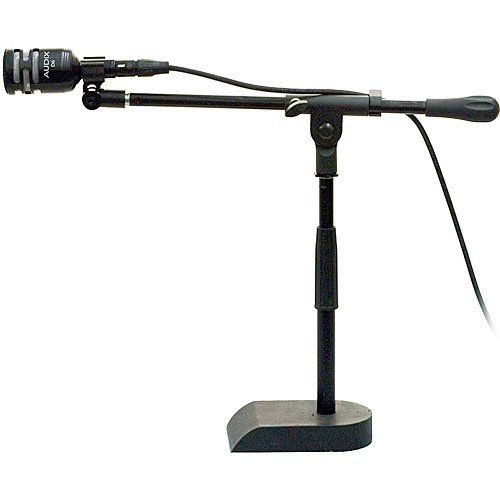 Audix D6-KD Kick Drum Microphone With Stand Package 54936