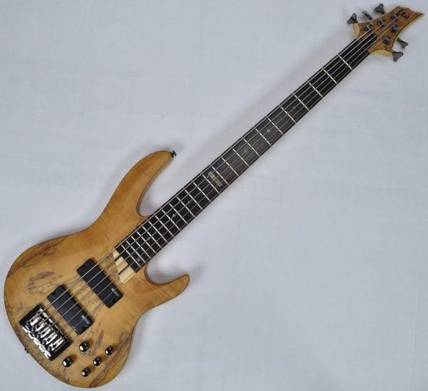 ESP LTD B-205SM Electric Bass in Natural Satin B-Stock sku number LB205SMNATS.B