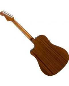 Fender Redondo Classic Acoustic Guitar Cosmic Turquoise