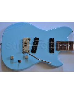 G&L SC-2 USA Custom Made Guitar in Himalayan Blue