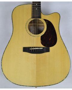 Takamine EG355SC Acoustic Guitar in Natural Finish B-Stock
