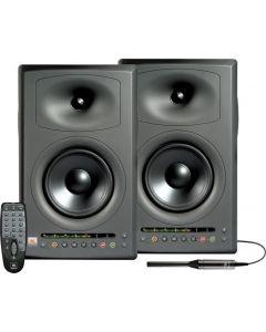 JBL LSR4326P/PAK Pair of LSR4326P plus LSR4300 Accessory Kit