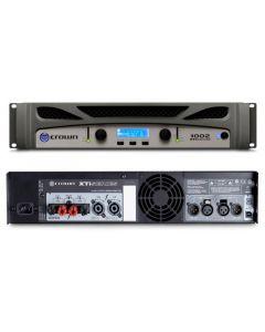 Crown XTi 1002 Two-Channel 500W Power Amplifier