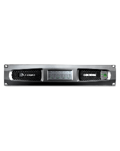 Crown Audio DCi 8|300N Eight-channel 300W @ 4Ω Power Amplifier with BLU Link 70V/100V