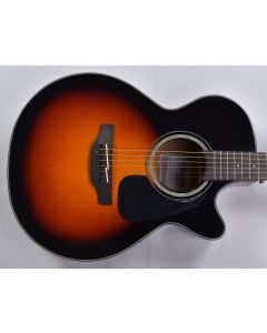 Takamine GF30CE-BSB G-Series G30 Cutaway Acoustic Electric Guitar in Brown Sunburst Finish B-Stock 140300589