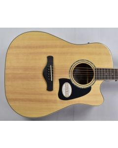 Ibanez AW535CE-NT Artwood Series Acoustic Electric Guitar in Natural High Gloss Finish B-Stock CD140406308