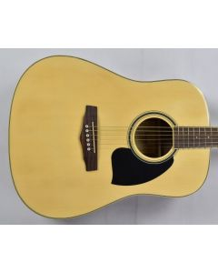 Ibanez PF15-NT PF Series Acoustic Guitar in Natural High Gloss Finish B-Stock SA150102218
