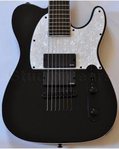 ESP LTD SCT-607B Stephen Carpenter Baritone Electric Guitar in Black