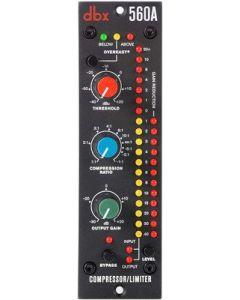 dbx 560A Compressor/Limiter - 500 Series