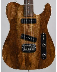 G&L USA ASAT Special Chechen Rosewood Top Electric Guitar Natural Gloss
