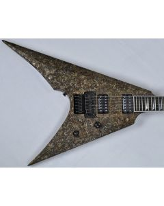 ESP Arrow Electric Guitar in Rusty Iron Finish 40th Anniversary Limited Exhibition