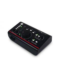 JBL M-Patch Active-1 Precision Monitor Control Plus Studio Talkback and USB I/O