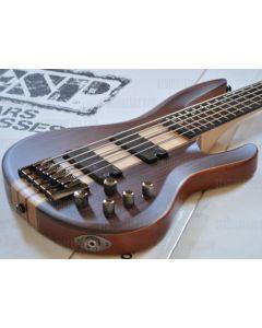 ESP LTD B-5E Electric Bass Natural Satin B-Stock
