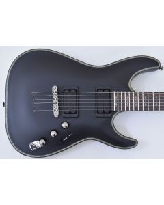 Schecter Hellraiser C-1 P Electric Guitar Satin Black Prototype