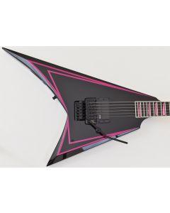 ESP Alexi Laiho Pink Sawtooth Japan Custom Shop Guitar