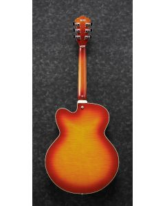 Ibanez AF Artcore Aged Whiskey Burst AF75FM AWB Hollow Body Electric Guitar